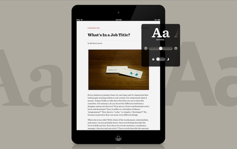 Les gens adorent les apps de lecture différée