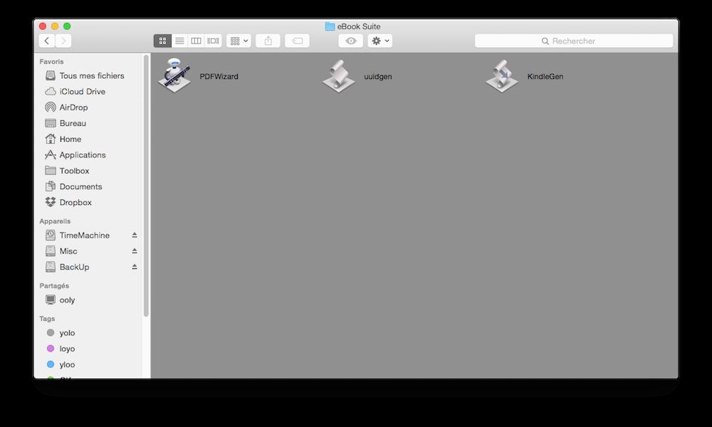 Folder-app