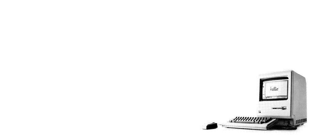 Un mac minimaliste